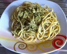 """Spaghetti e Broccoli """"Affucati"""""""