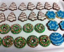 Biscotti di Natale al Cacao
