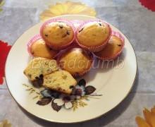 Muffin Mini con Gocce di Cioccolato