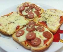 Pizzette Pane Bianco