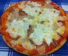 Pizza (Metodo Bonci)