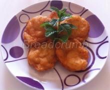 Frittole al Parmigiano