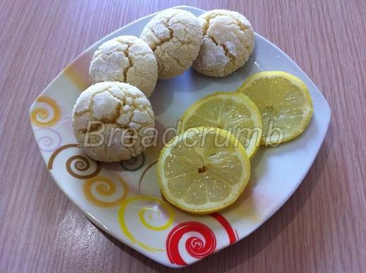 Biscotti al Limone 1