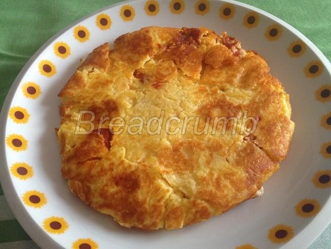 Frittata di Patate 1