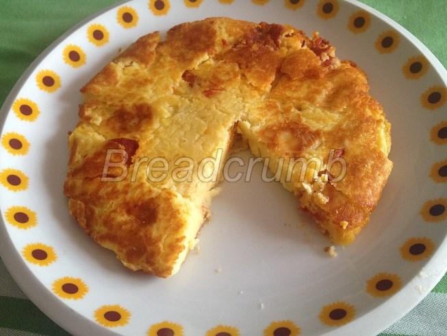 Frittata di Patate 8