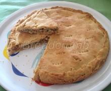 Torta Rustica con Scarola
