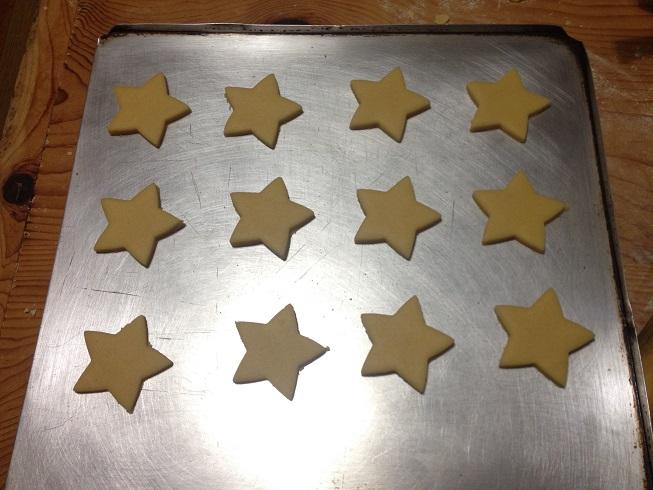 Albero di stelle Bisocttate 3