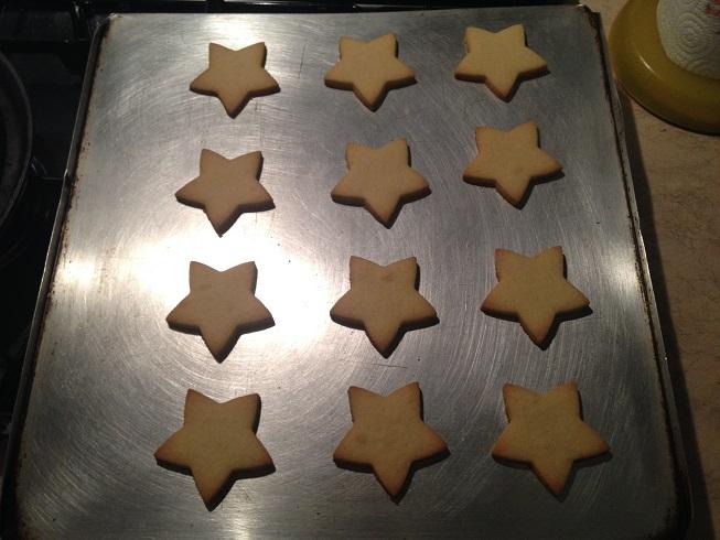 Albero di stelle Bisocttate 4