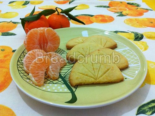 Biscotti al Mandarino 1