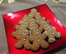 Gingerbread al Miele