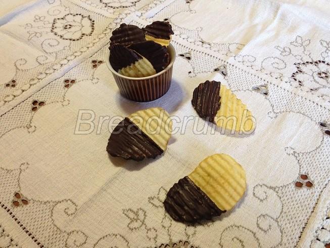 Patatine al Cioccolato 1
