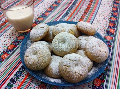Biscotti al Latte 1
