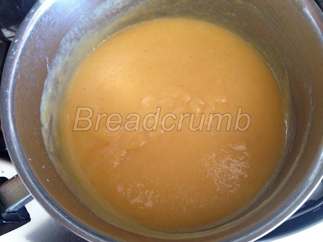 Crema di Zucca e Patate all'Arancia 6
