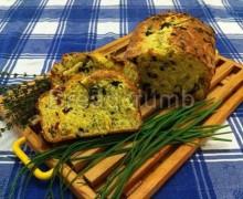 Plumcake Olive e Parmigiano