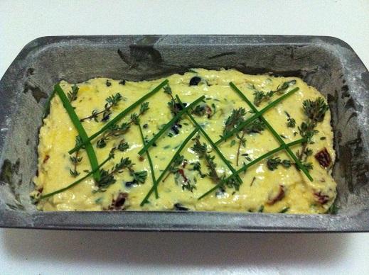 Plumcake Olive e Parmigiano 10