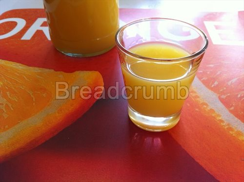Liquore al Mandarino 1