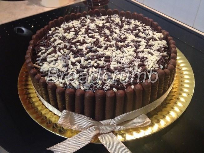 Trionfo di Cioccolato 1