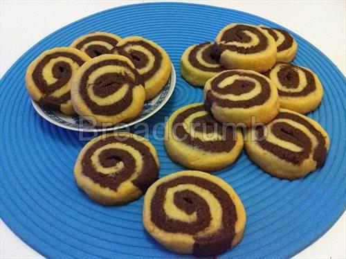 Biscotti Girelle Bicolore 1