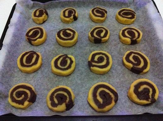 Biscotti Girelle Bicolore 13