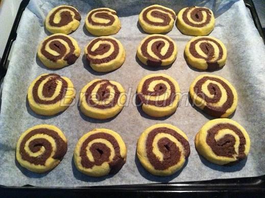 Biscotti Girelle Bicolore 14