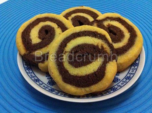 Biscotti Girelle Bicolore 15