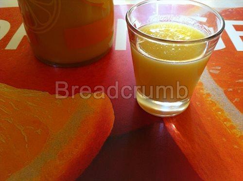 Crema di Liquore al Mandarino 1