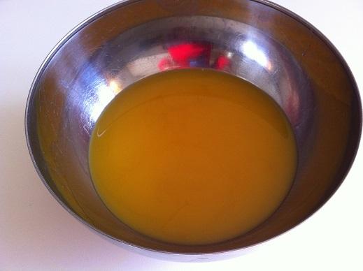 Crema di Liquore al Mandarino 5