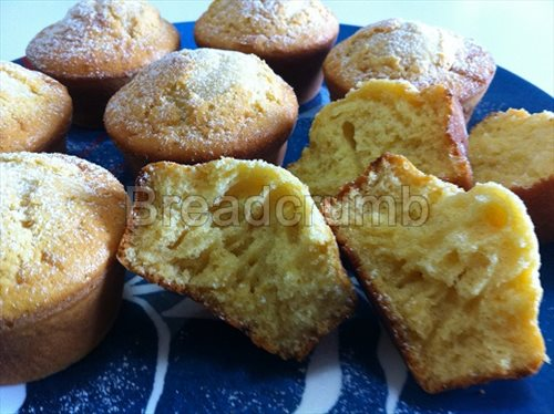 Muffin al Miele 1