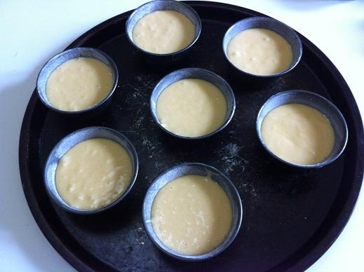 Muffin al Miele 7