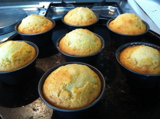 Muffin al Miele 8