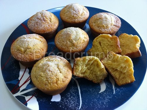 Muffin al Miele 9