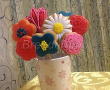 Bouquet di Biscotti Decorati